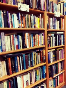 Our 'books just in' section is brimming with esoteric and new-age books