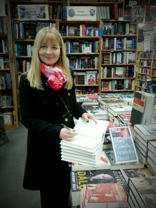 Mary Costello signing