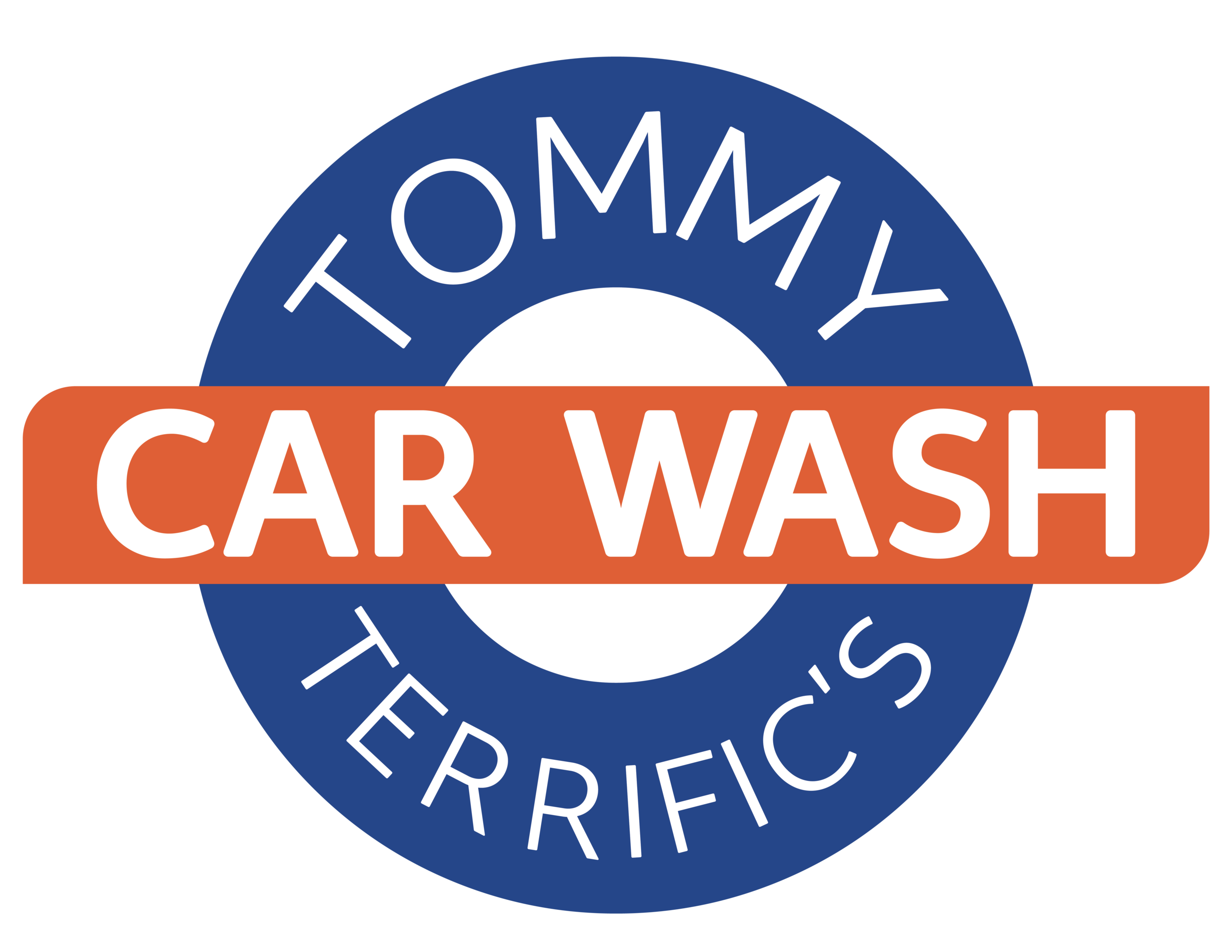 Tommy's Terrific Car Wash Plano