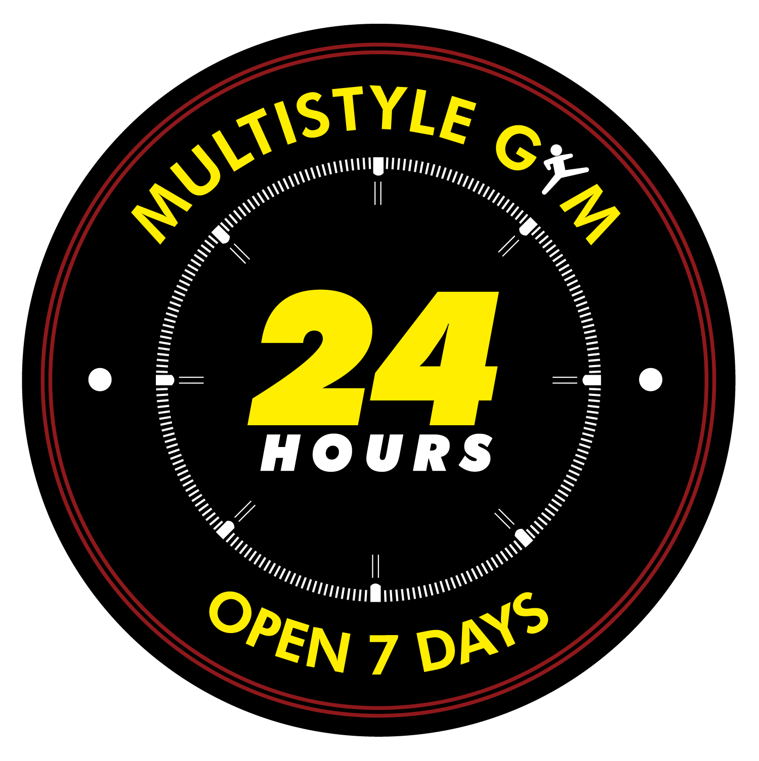 Multistyle Gym 24/7