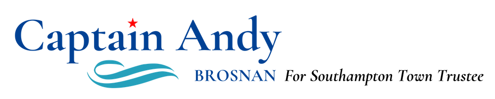 Captain Andrew Brosnan  For Trustee