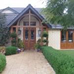 Cottage Entrance of Brookleigh Estate