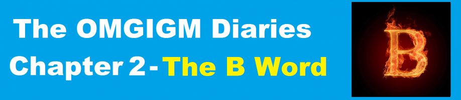 The B Word with the OMGIGM Dairies