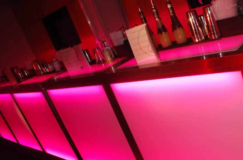 Illuninated Bar