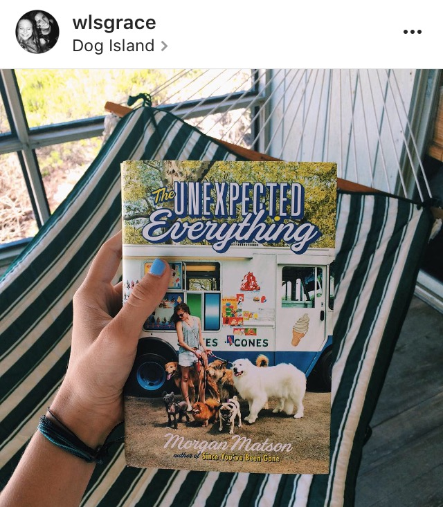 the unexpected everything insta