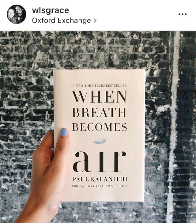 when breath becomes air insta