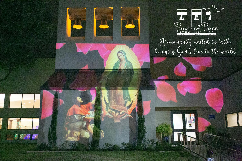 Prince of Peace Catholic Church, San Antonio TX