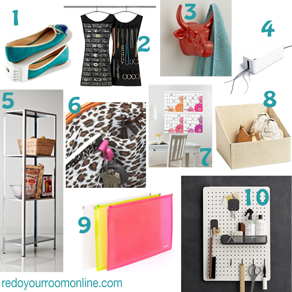 get organized with these essentials