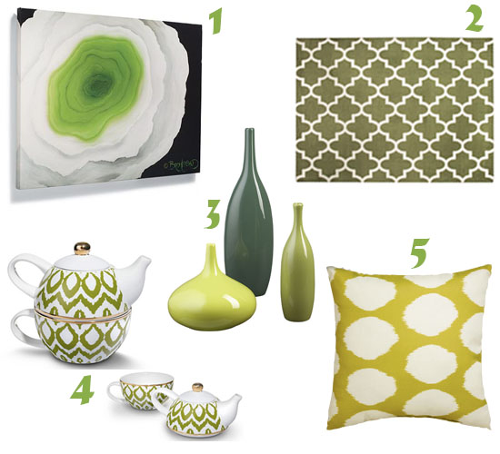 St Pattys Day Inspired Home Decor