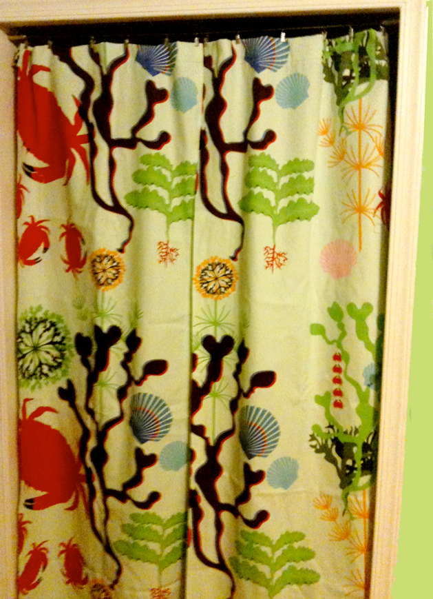closet curtains for kids room
