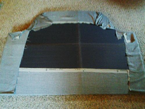 DIY-fabric-headboard---making-of