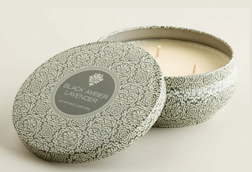 zen bedroom essentials-candle