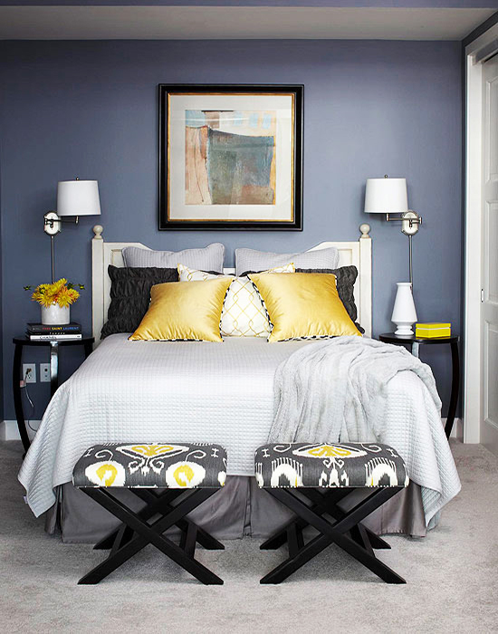 how to decorate a small bedroom-image5