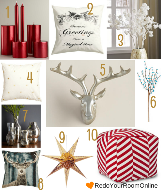 How To Decorate Your Room for the Holidays