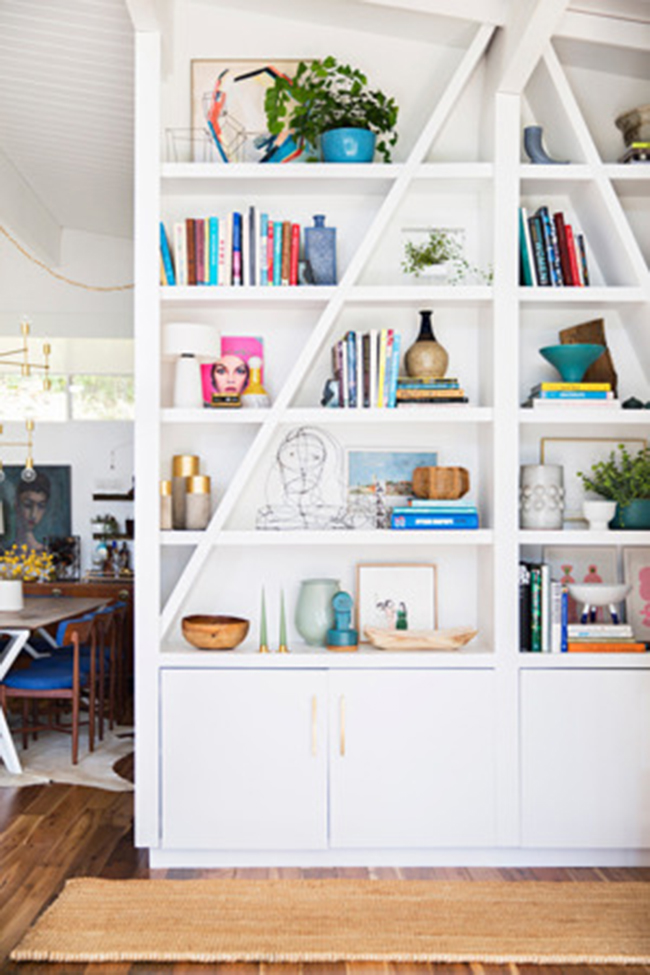 how to revamp your room-bookcase