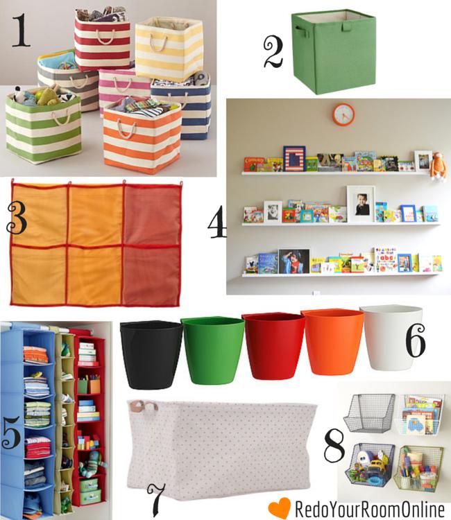 How To Keep a Kids Room Organized