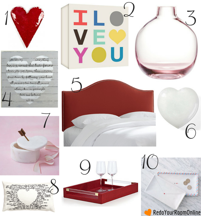 How To Decorate for Valentine's (1)