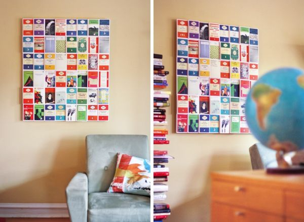 DIY Wall Art Ideas-cards