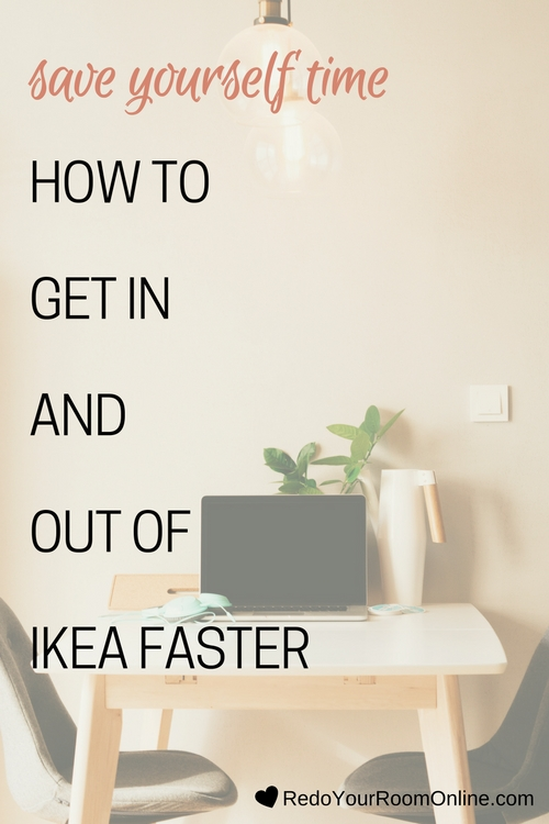 Save Yourself Time: How To Get In and Out of Ikea Faster: Now I'm sure that I'm not the only one that feels like Ikea is literally designed to have you wandering around like a lost kid and grabbing a bunch of shit that you don't need straight up on purpose so you'll end up spending all of your damn money. It's like a big ass maze in this store, but I've figured it out. I've cracked the code. Click through for the insider interior design tips.