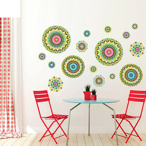 Add Color To Your Walls Without Using Paint