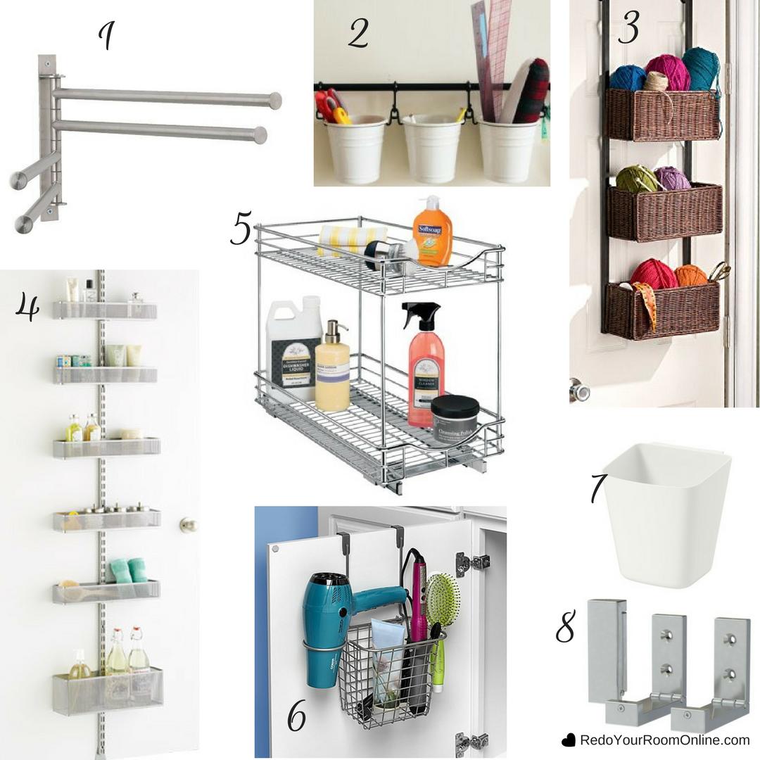 bathroom storage ideas mood board
