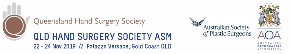 QLD Hand Surgery Society ASM