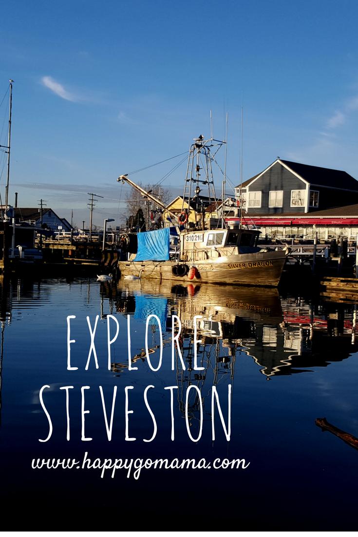 explore steveston