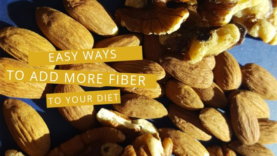 Check out our tricks for a high fiber diet, including a 3-day easy meal plan to get more than 30 grams per day!