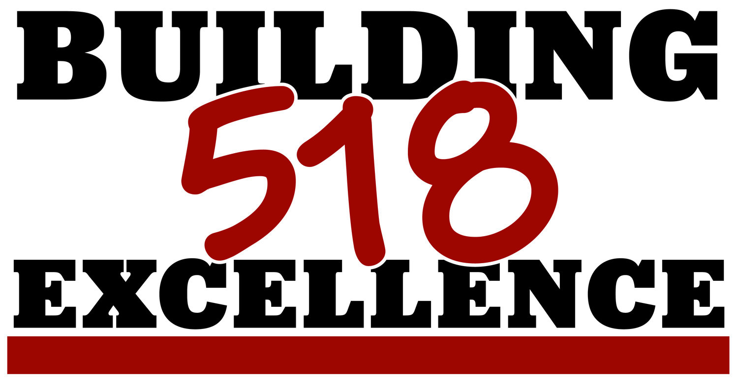 Building 518 Excellence
