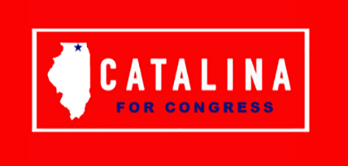 CATALINA FOR CONGRESS
