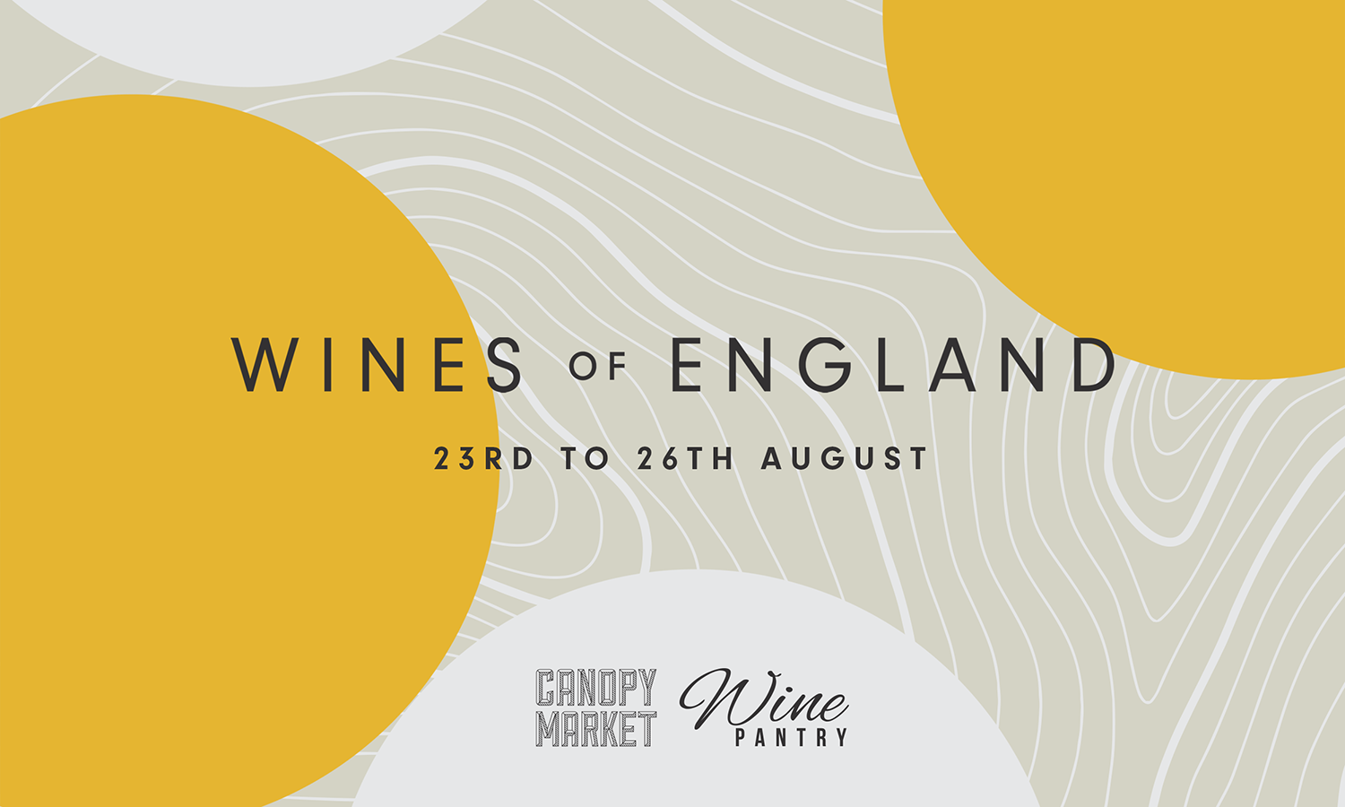 Wines of England x Canopy Market