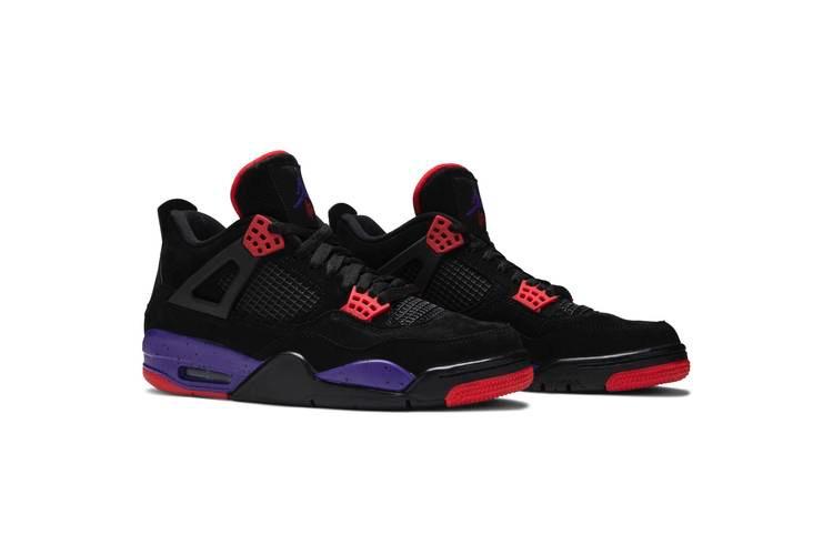 Air Jordan 4 Retro NRG 'Raptors/Drake OVO' — RETRO STARS OFFICIAL
