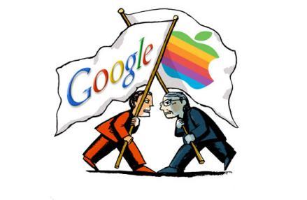 google v apple