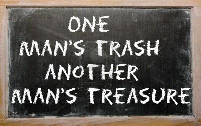 one mans trash
