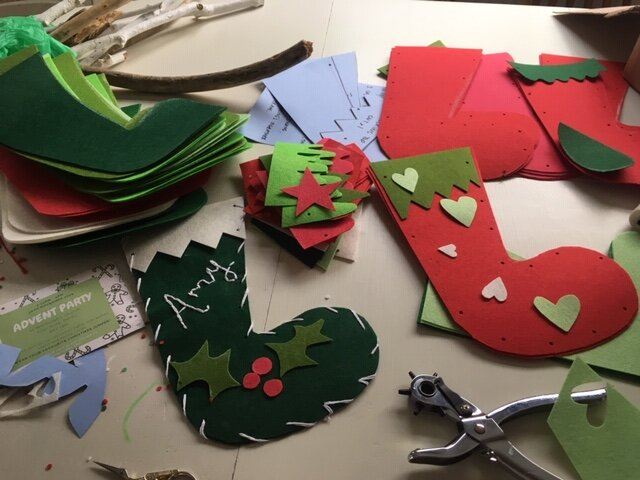 Five Easy Christmas Craft Ideas Abigail Wastie