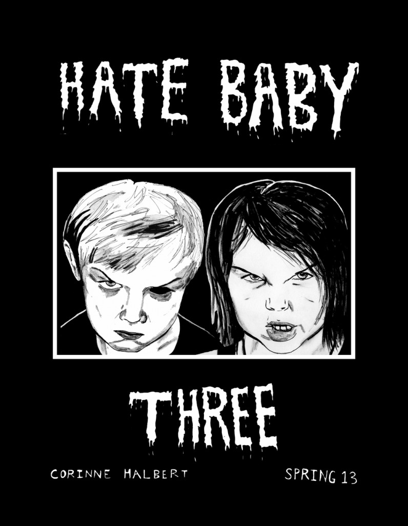 Hate Baby 3 cover