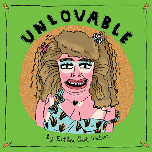 Unlovable 3 by Esther Pearl Watson