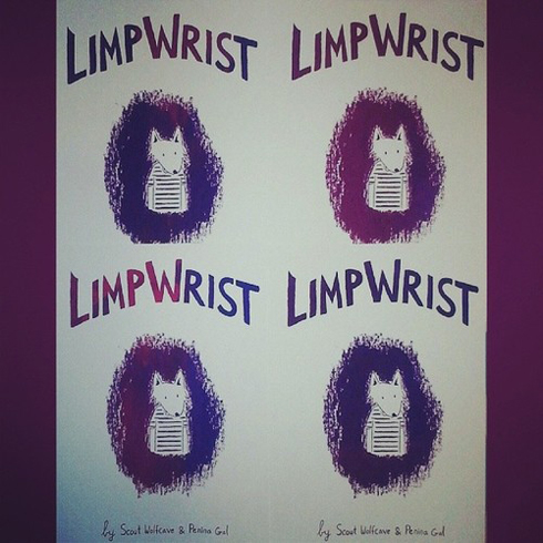 Limp Wrist by Scout Wolfcave and Penina Gal