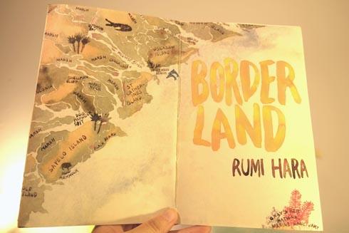 Borderland by Rumi Hara