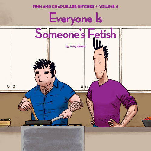 Everyone is Someones Fetish by Tony Breed