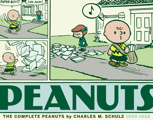 The Complete Peanuts Vol. 1 1991-1992 softcover by Charles Schulz