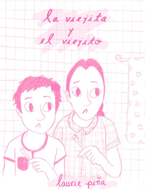 La viejita y el viejito by Laurie Piña
