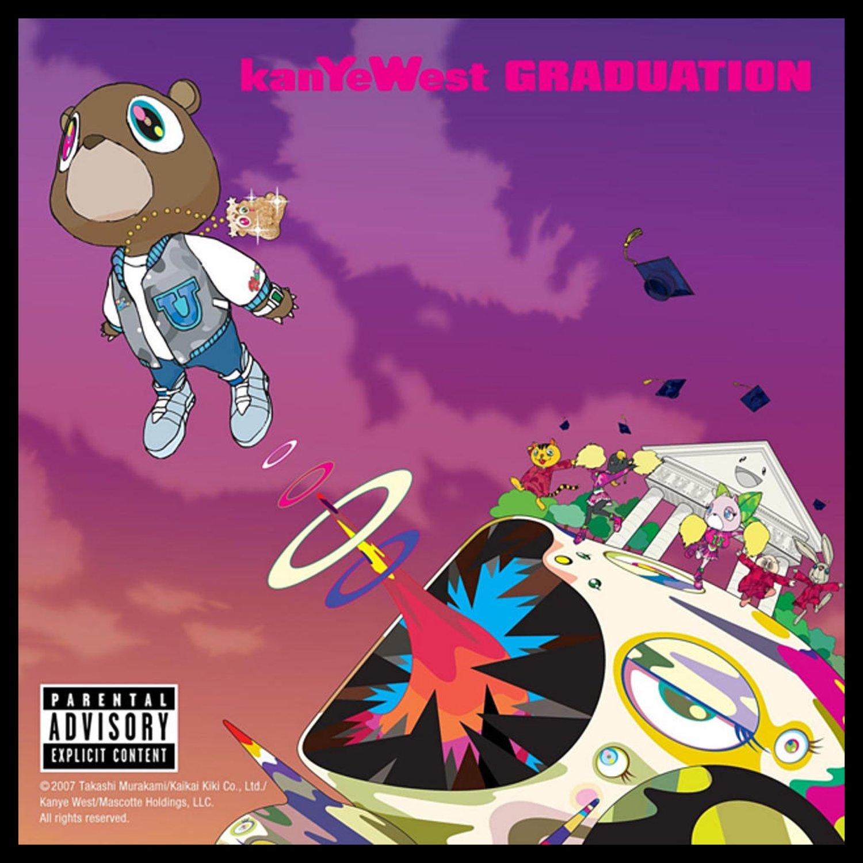 "TrackList #1: Kanye West's ""Graduation"" — PG Creative"