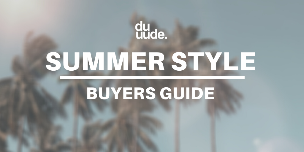 Summer Style Guide - cover