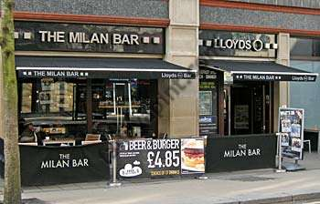 milan bar
