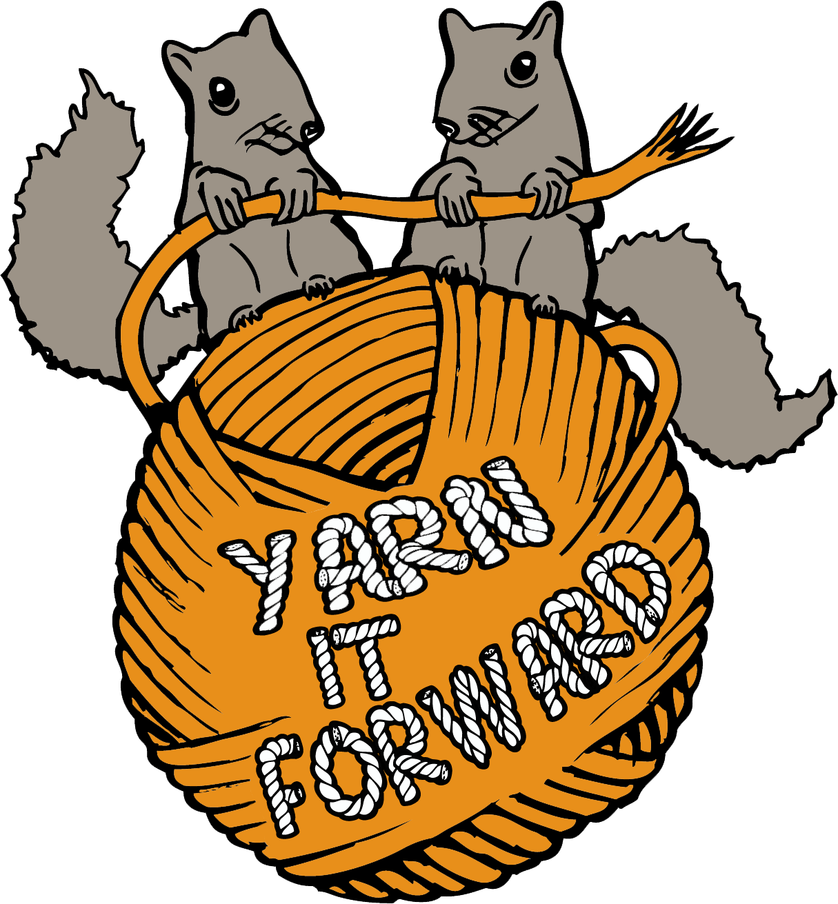 Yarn It Forward