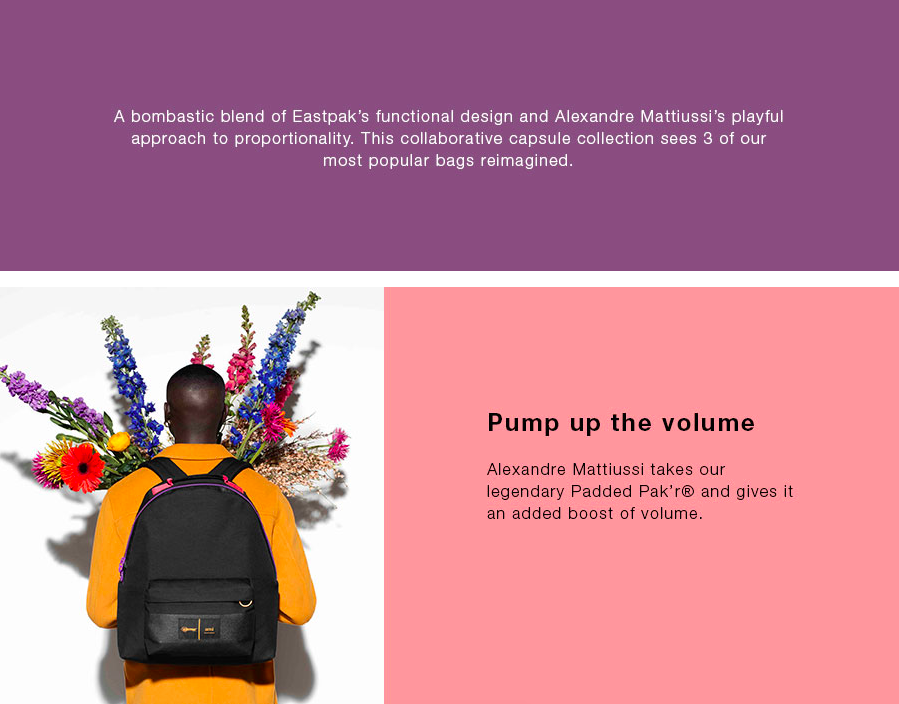 eastpak marketing email 2