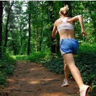 trail+running+girl