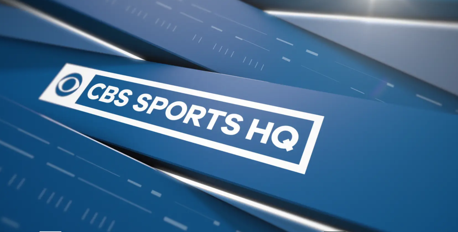 Cbs Sports Hq Graphics Package Elevation Creative Studio