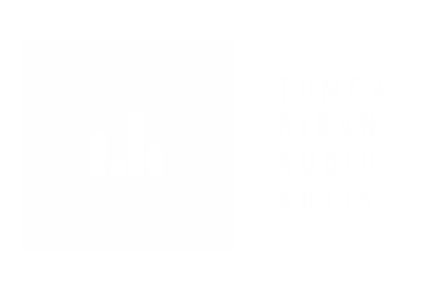 TOMER BIRAN | AUDIO ARTISTS